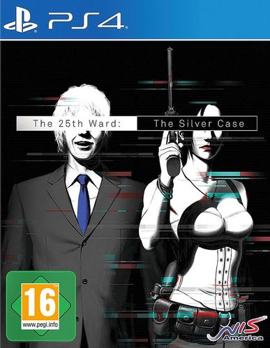 The 25th Ward: The Silver Case [PS4] (E/d)