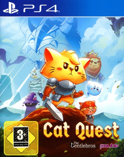 Cat Quest [PS4]