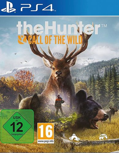 theHunter: Call of the Wild [PS4] (E/d)