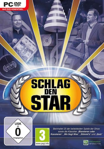 Schlag den Star [DVD]