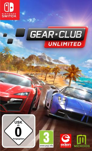 Gear Club Unlimited [NSW]