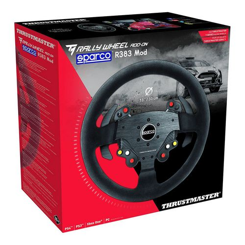 TM Rally Sparco R383 Wheel Add-On