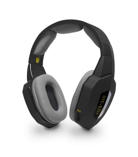 XP-Hornet Gaming Headset - black