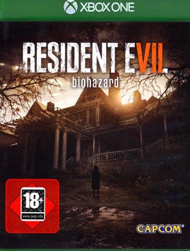 Resident Evil 7 Biohazard [XONE]