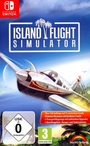 Island Flight Simulator [NSW]