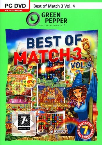 Green Pepper: Best of Match 3 V4 - 7in1