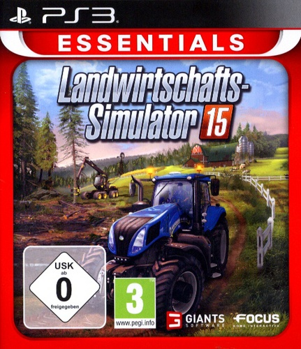 Essentials: Landwirtschafts-Simulator 15