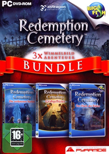 Pyramide: Redemption Cemetery Bundle