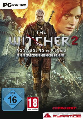 Pyramide: The Witcher 2 - Assassins of Kings