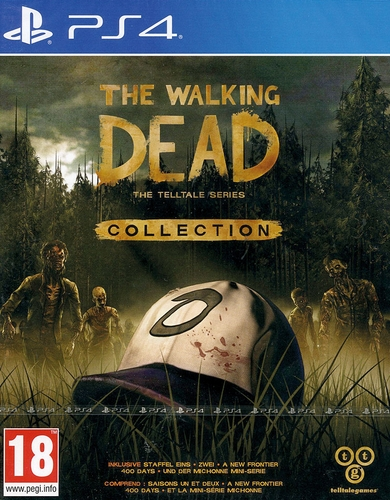 The Walking Dead Collection: The Telltale Series [PS4]