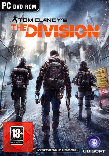 Pyramide: Tom Clancy The Division