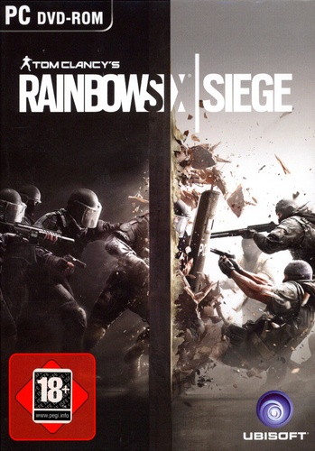 Pyramide: Tom Clancy  Rainbow Six Siege
