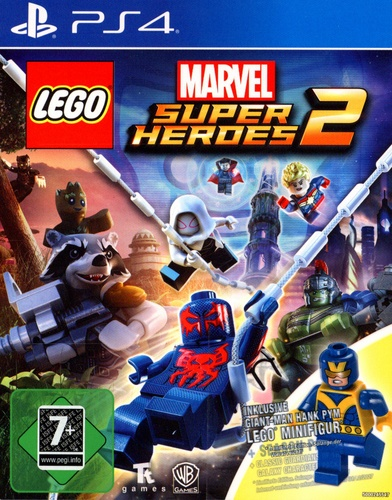 LEGO Marvel Super Heroes 2 Toy Edition [PS4]