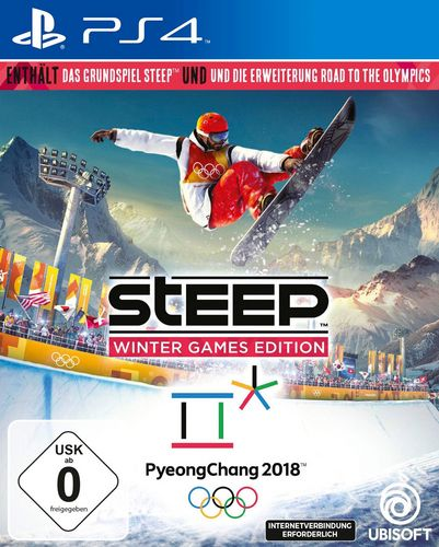 Steep - Winter Games Edition [PS4]