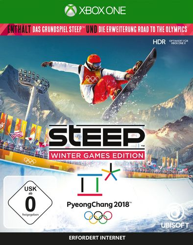 Steep - Winter Games Edition [XONE]