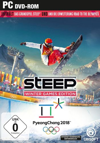 Steep - Winter Games Edition [DVD]