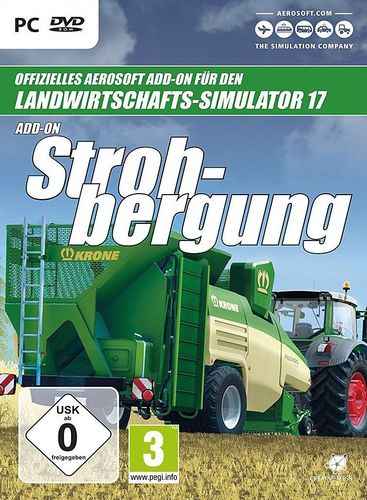Landwirtschafts-Simulator 17 - Strohbergung [Add On] [DVD]