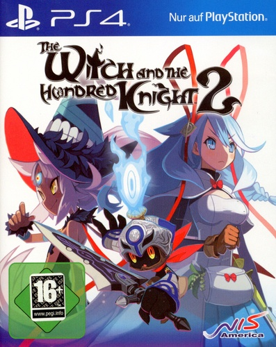 The Witch and the Hundred Knight 2 [PS4] (E/d)