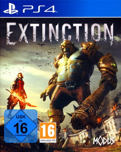 Extinction [PS4]