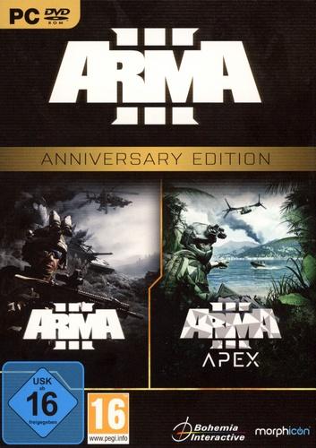 ARMA III - Anniversary Edition [DVD]
