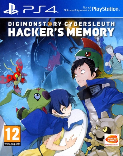 Digimon Story: Cyber Sleuth - Hacker's Memory [PS4]
