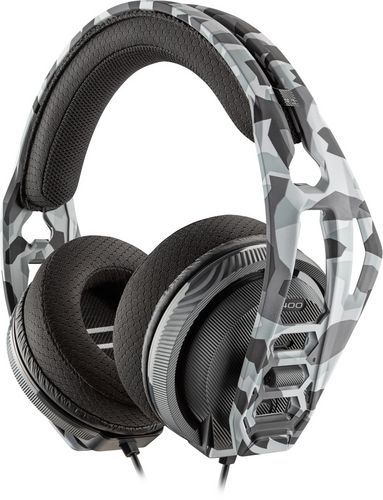 RIG 400HS Stereo Gaming Headset - camo