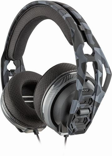 RIG 400HX Stereo Gaming Headset - camo