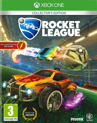 Rocket League Collector's Edition [XONE]