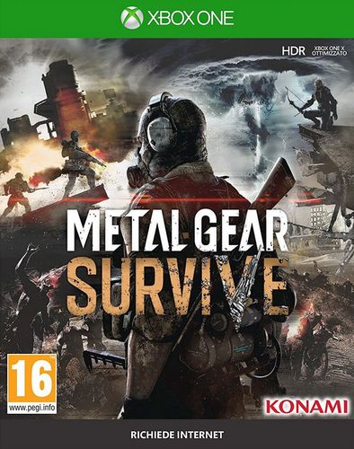 Metal Gear Survive [XONE]