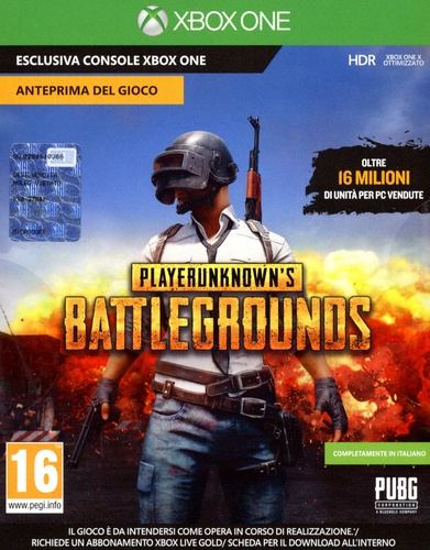 Playerunknown's Batttlegrounds [XONE]