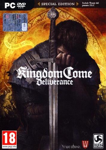 Kingdom Come Deliverance Day One Edition [DVD]
