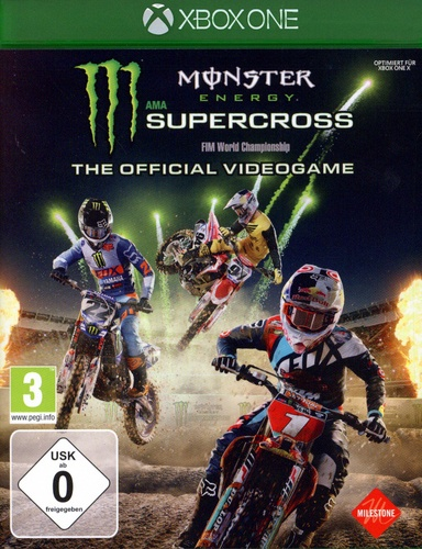 Monster Energy Supercross - The official Videogame [XONE]