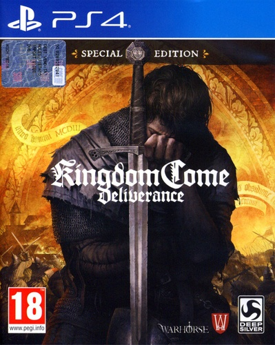 Kingdom Come Deliverance Day One Edition [PS4]