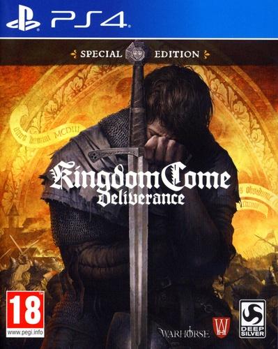 Kingdom Come Deliverance Day One Edition [PS4]