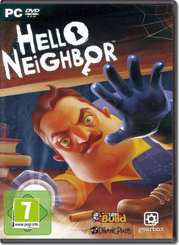 Hello Neighbor [DVD]