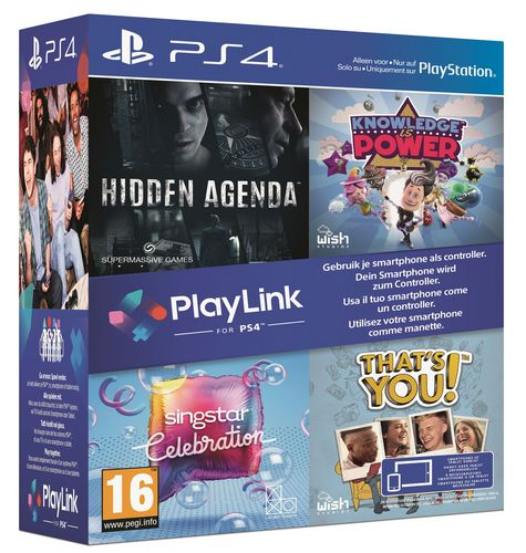 PlayLink Bundle [PS4]