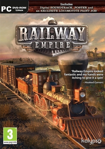 Railway Empire [DVD]