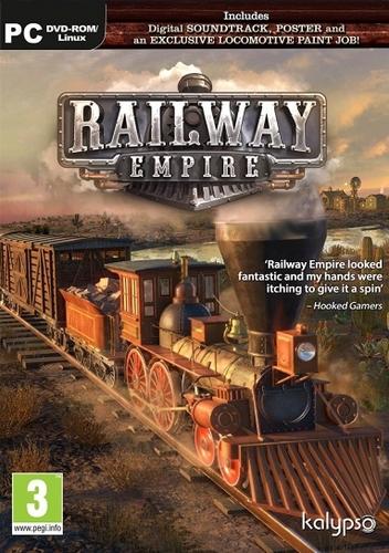 Railway Empire [DVD]