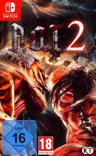 AoT 2 (based on Attack on Titan) [NSW]