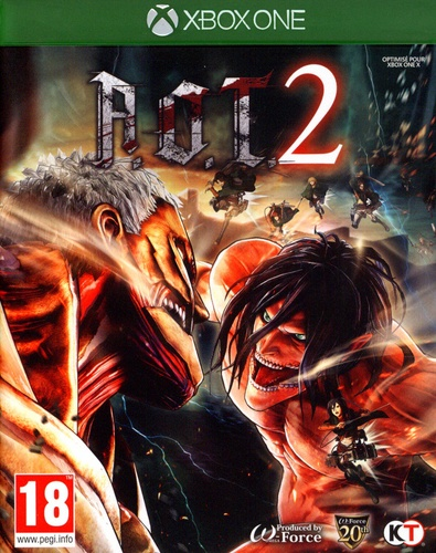 AoT 2 (based on Attack on Titan) [XONE]