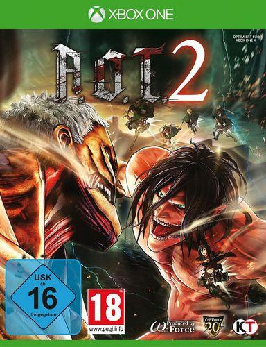 AoT 2 (based on Attack on Titan) [XONE]