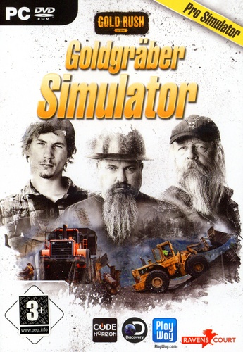 Goldgräber Simulator [DVD]