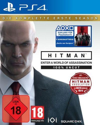 HITMAN: Die komplette erste Season [PS4]