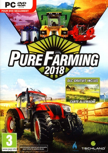 Pure Farming 2018 Day One Edition [DVD]