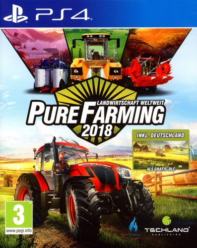 Pure Farming 2018 Day One Edition [PS4]