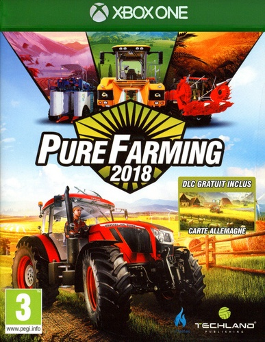 Pure Farming 2018 Day One Edition [XONE]
