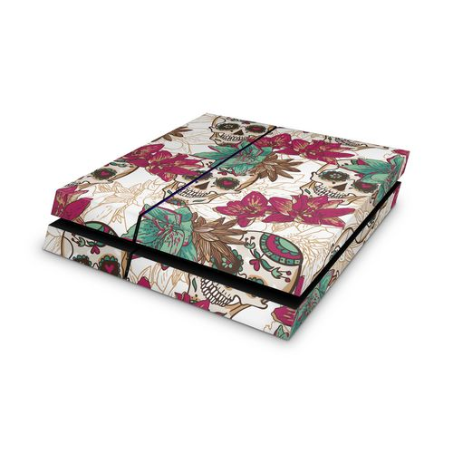 Skin - Skull Flower White - 3M [PS4]
