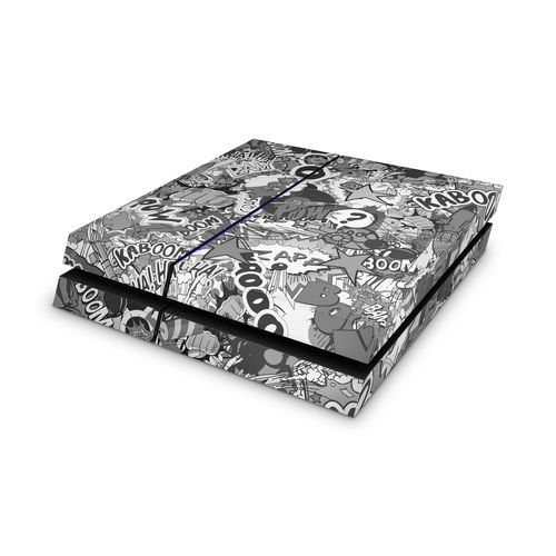 Skin - Stickerbomb Black/White - 3M [PS4]