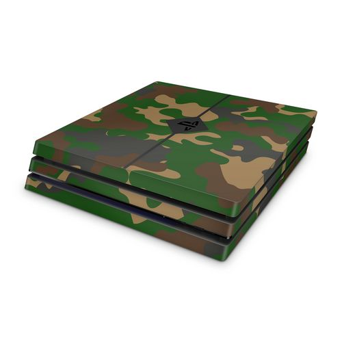 Skin PRO - Camouflage Green - 3M [PS4]