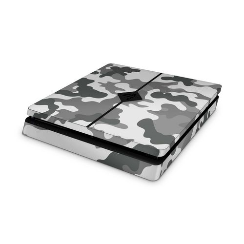 Skin SLIM - Camouflage Grey - 3M [PS4]